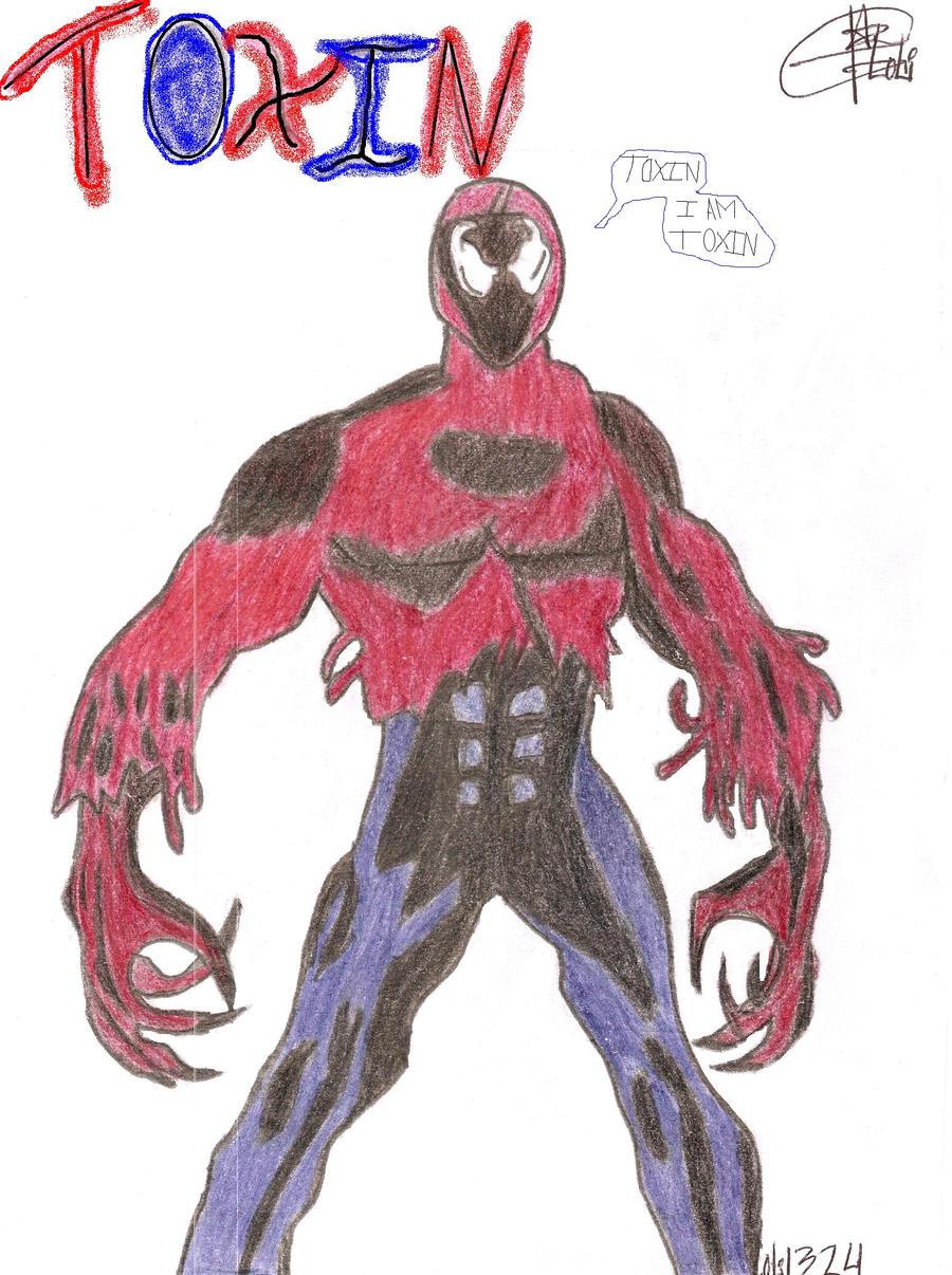 pókember-toxin)
