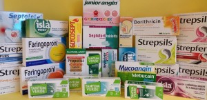 érzéstelenítő tabletták)