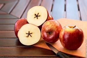 méregtelenítés almával a gyűrűk elszaporodása