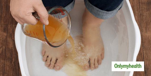 ionos fürdőparaziták a lábak számára)