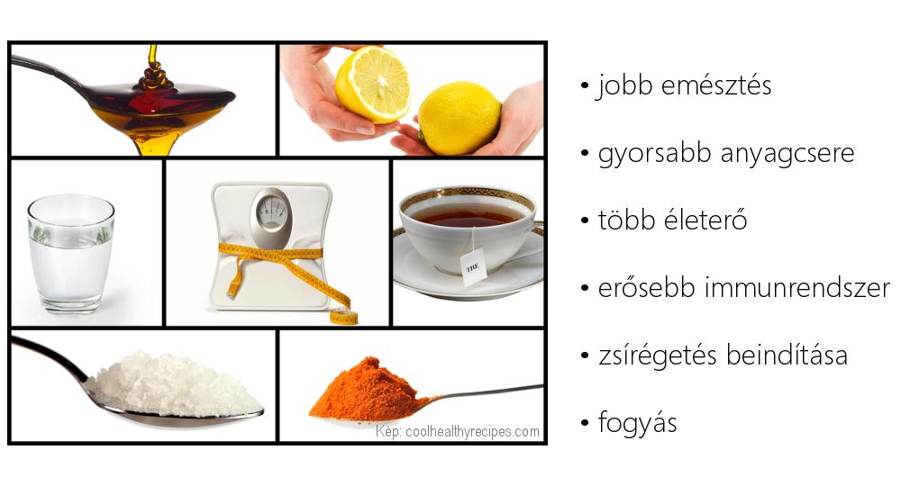 a szervezet méregtelenítő receptje
