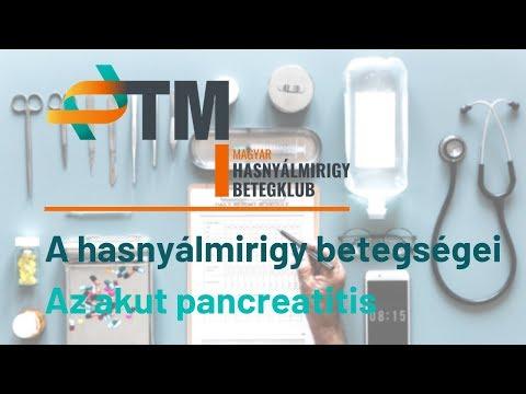 Pancreatitis és paraziták kezelése - Paraziták jelenléte a szervezetben