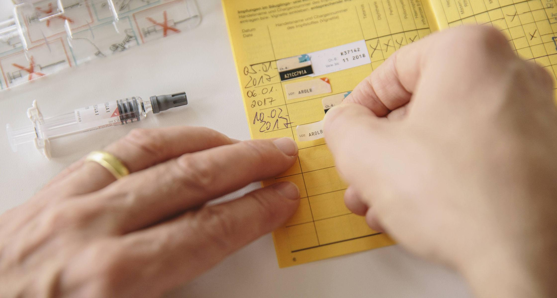 hpv impfung jungen abrechnungsziffer)