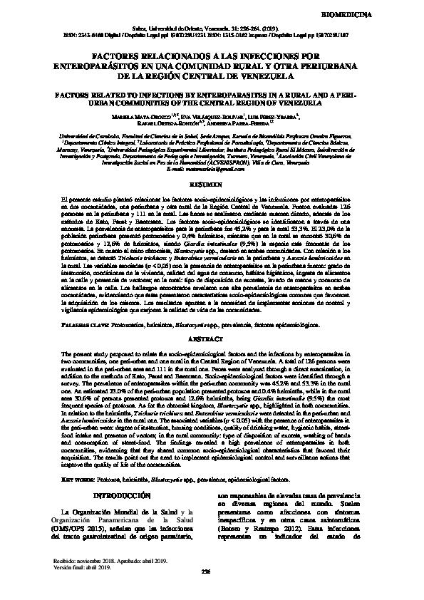 enterobius vermicularis introduccion
