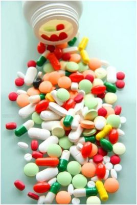 papillómák, mint a gyógyszerek cauterizálása