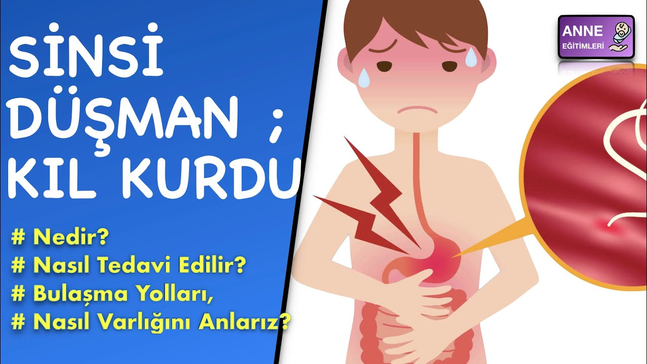 enterobius vermicularis tedavisi)