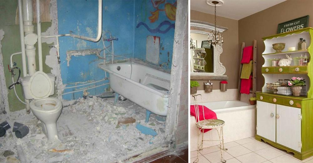 férgek a fürdőszobában)