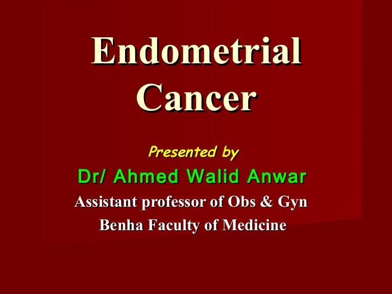 endometrium rák williams slideshare