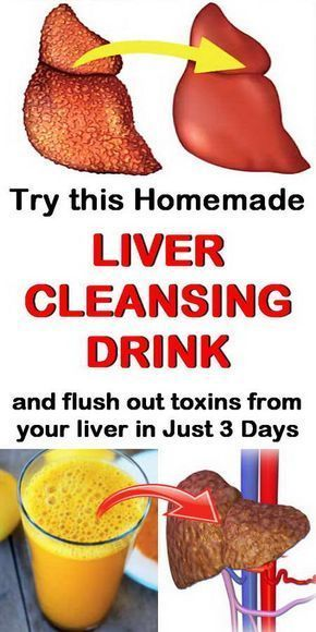 Colon Detox tisztító recept