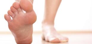 a lábujjak közötti bőrkezelés