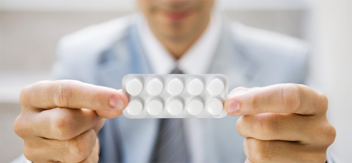 Tabletta helminták számára