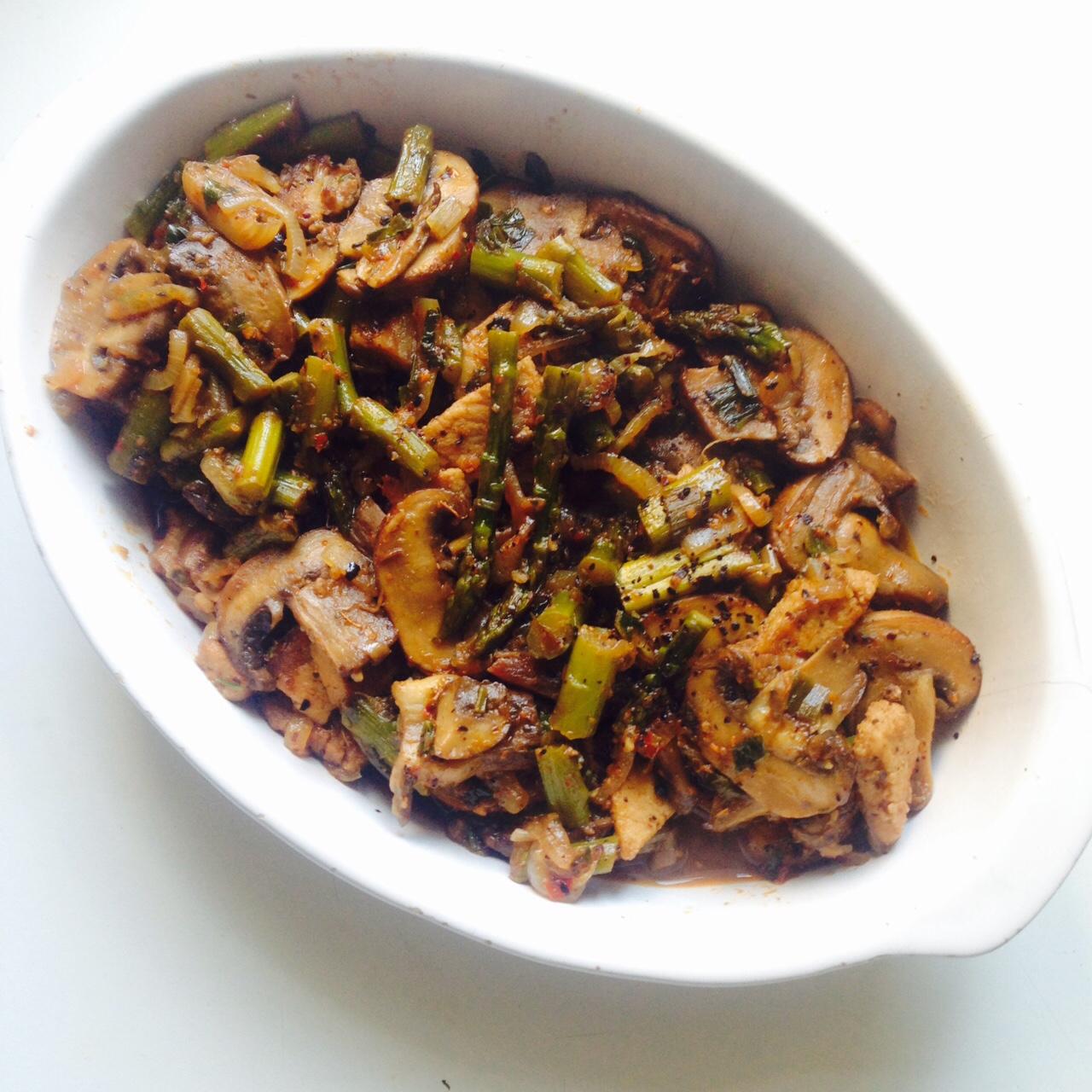 Pirított gomba • Gluténmentes, paleo, low carb receptek • Gluténmentesen Egészségesen