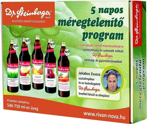 természetes méregtelenítő gyümölcslevek)