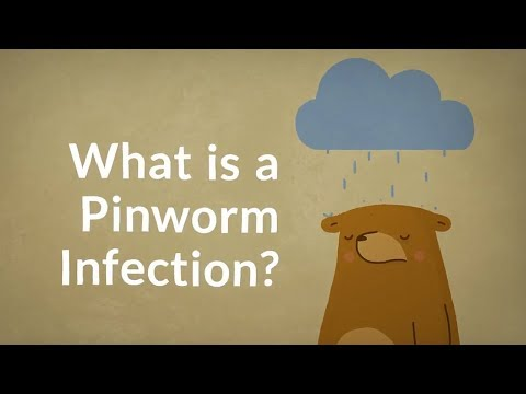 Enterobiasis (pinworms) gyermekeknél - Egészség , Enterobiosis tartály