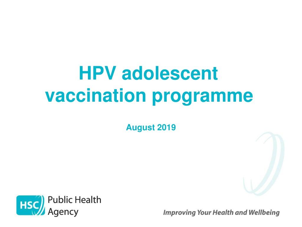 Humán Papillóma Vírus elleni (HPV) oltás