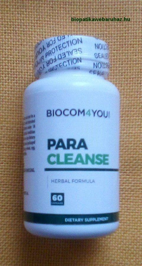 paraziták tisztító tabletták gyógyszerekhez