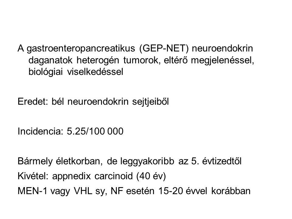 neuroendokrin rák megelőzése)