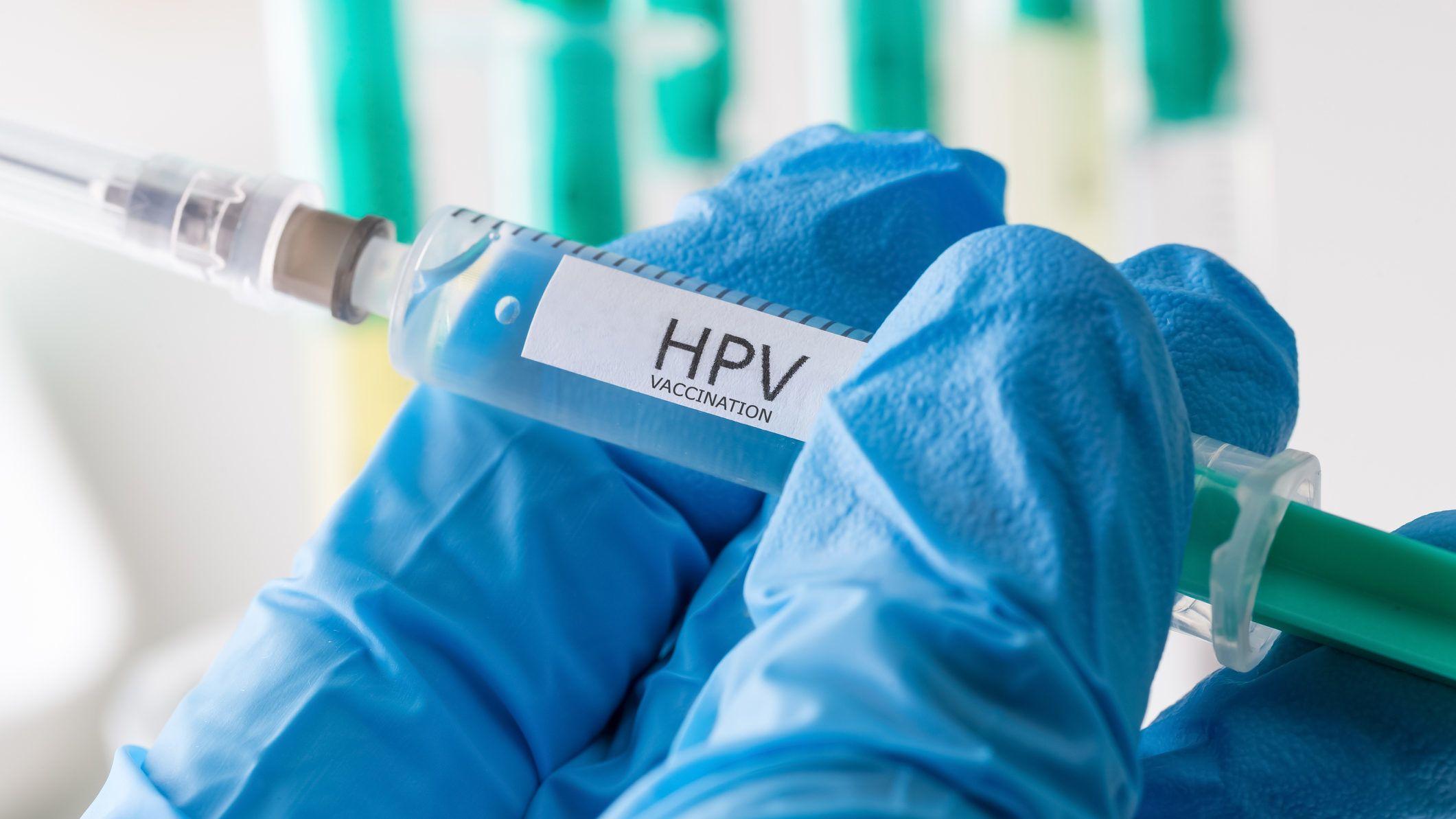 hpv rák elleni oltás