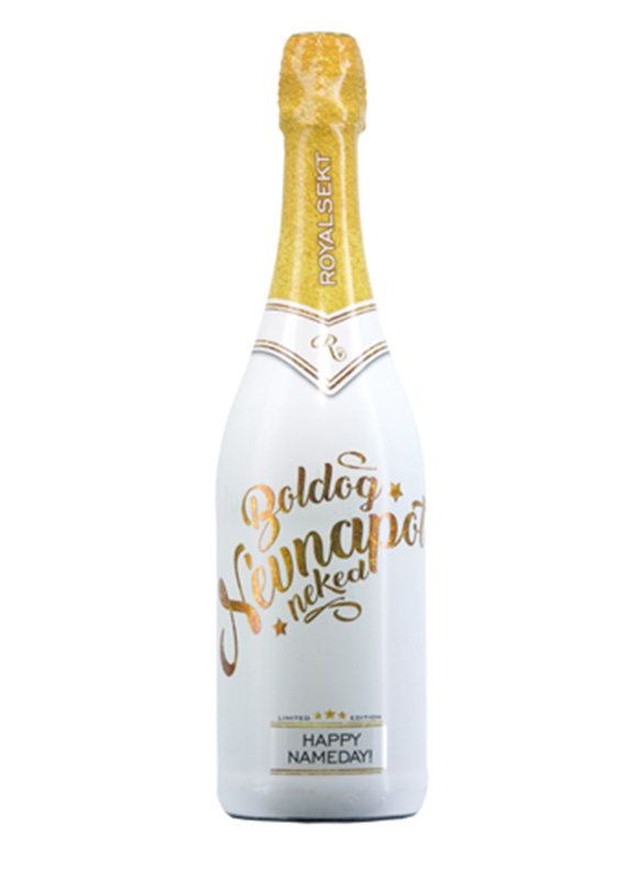 Óncímkés bor Boldog Születésnapot (szőlő)