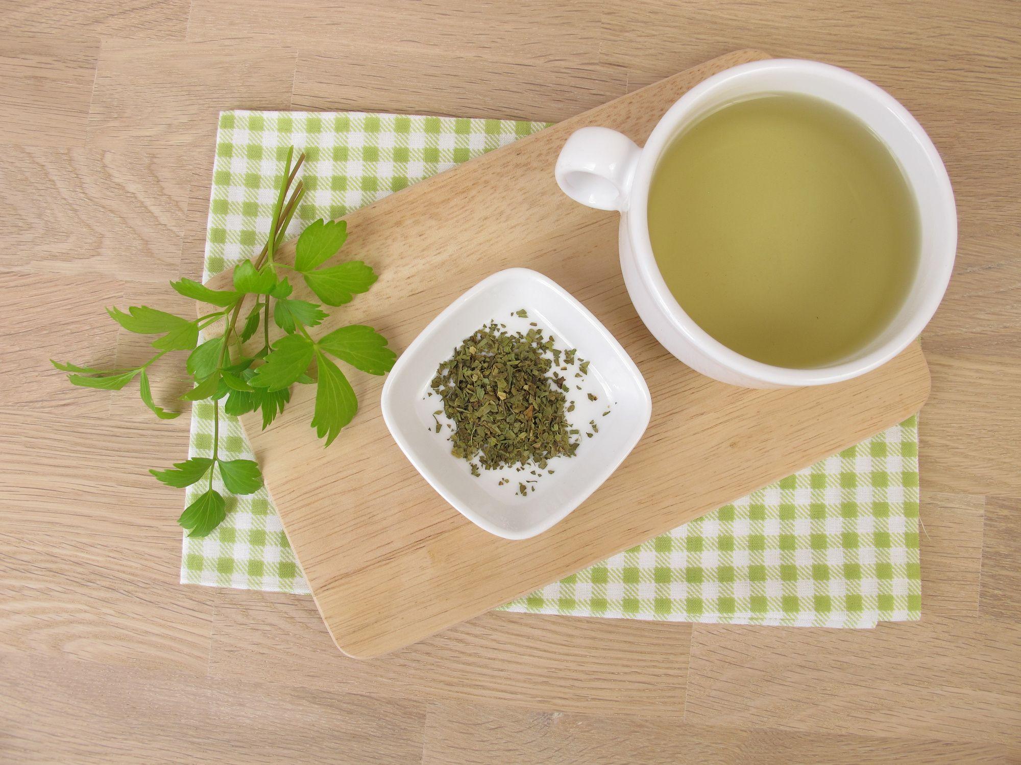 Vértisztító, gyulladáscsökkentő tea (Szabó György receptje)