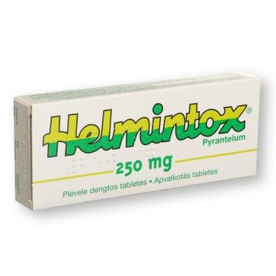kaip gerti helmintox)