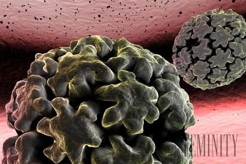 hpv vírus fotky