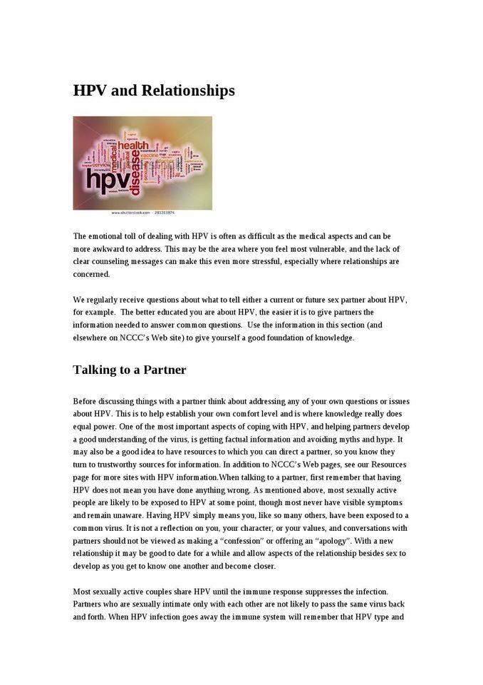 papillomavírus ember rák torok