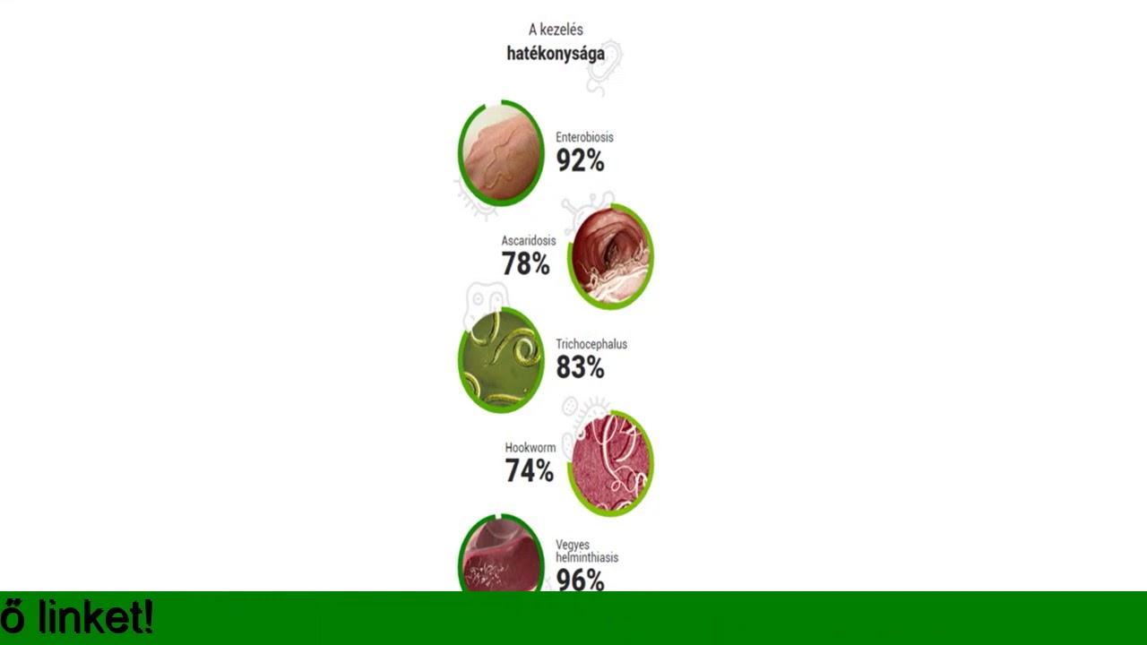 készítmények enterobiosis szulfonamid kezelésére