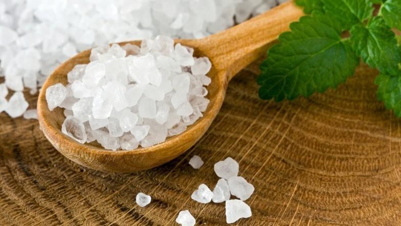 méregtelenítés sóval