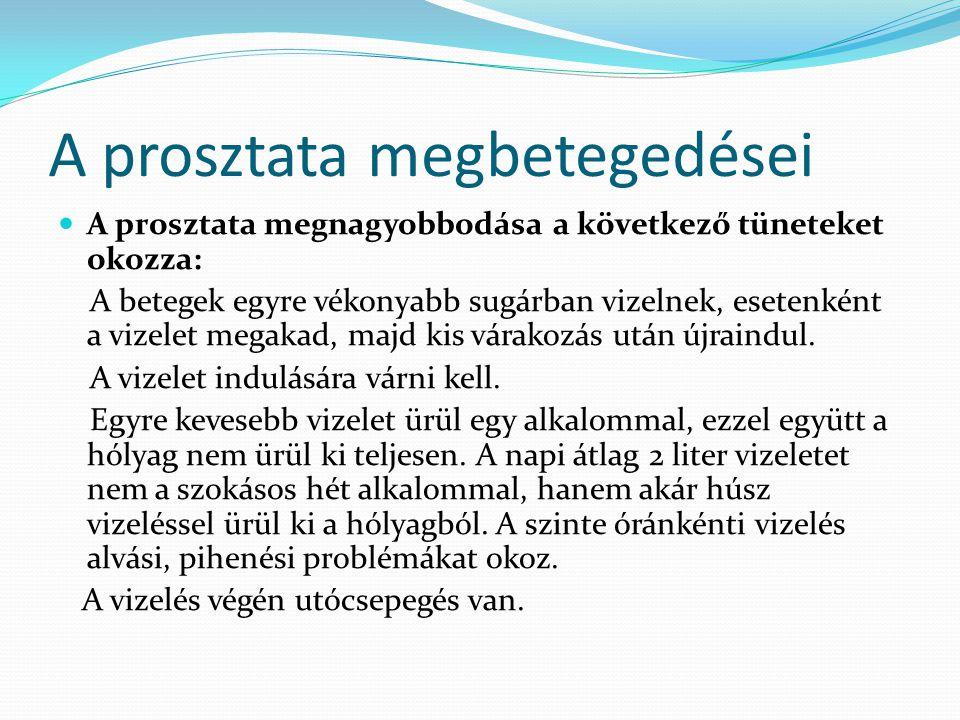 A prosztatarák terápiája, kezelésének módszerei | setalo.hu
