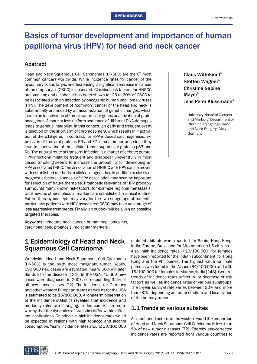 papilloma recept