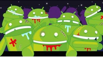 vírusok androidon)