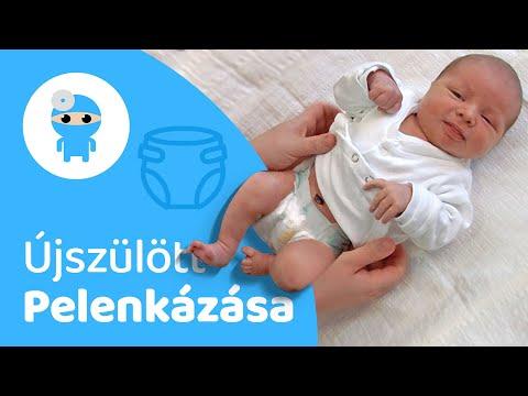 férgek előkészítése újszülöttek számára)