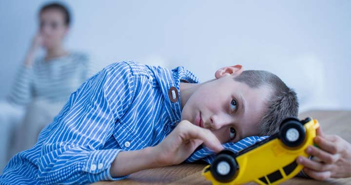 a gyermek szindróma tüneteinek kezelése