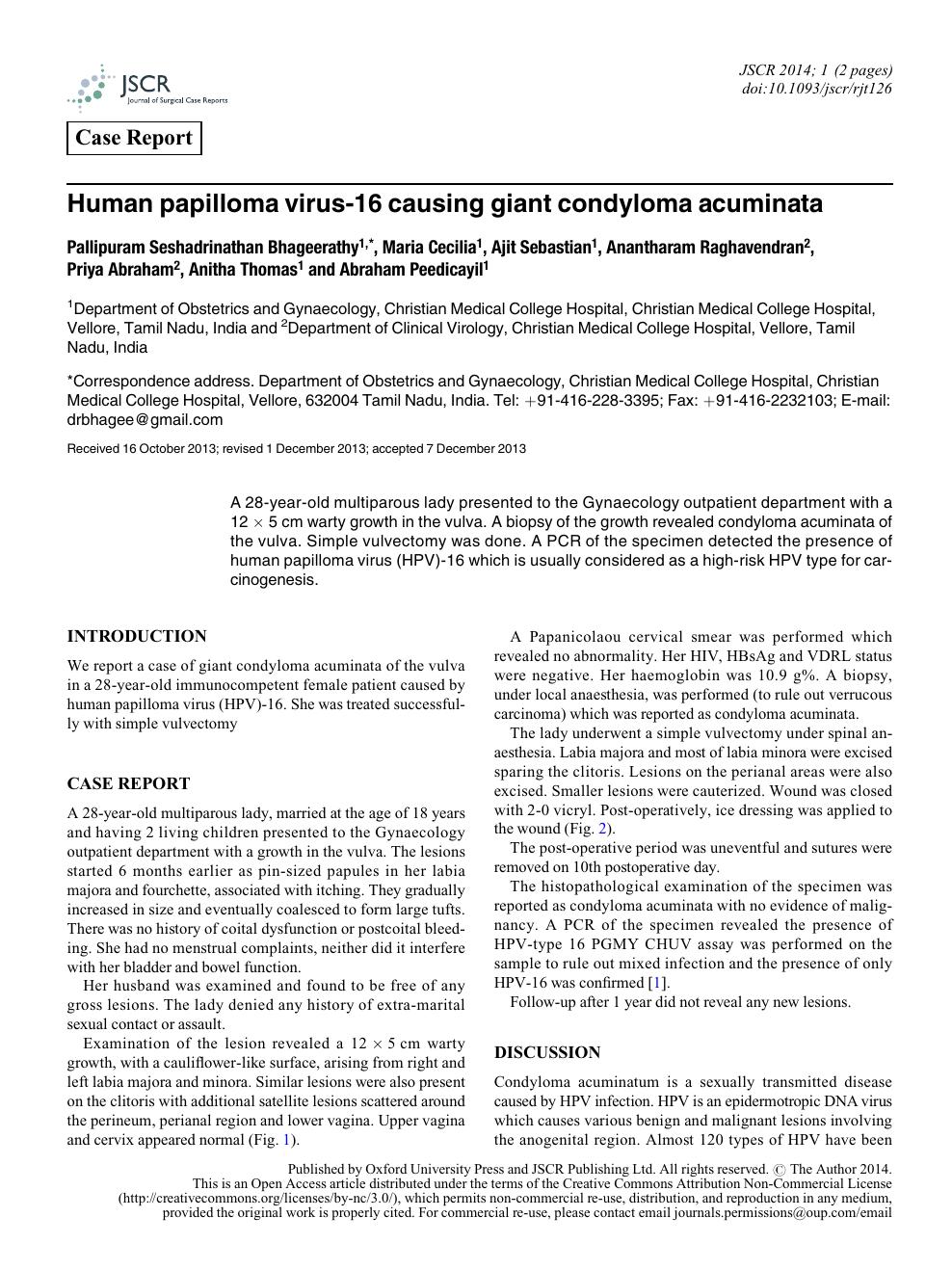 a condyloma befolyásolja a hatékonyságot maxilláris fordított papilloma