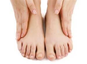 a lábszemölcsök kezelése