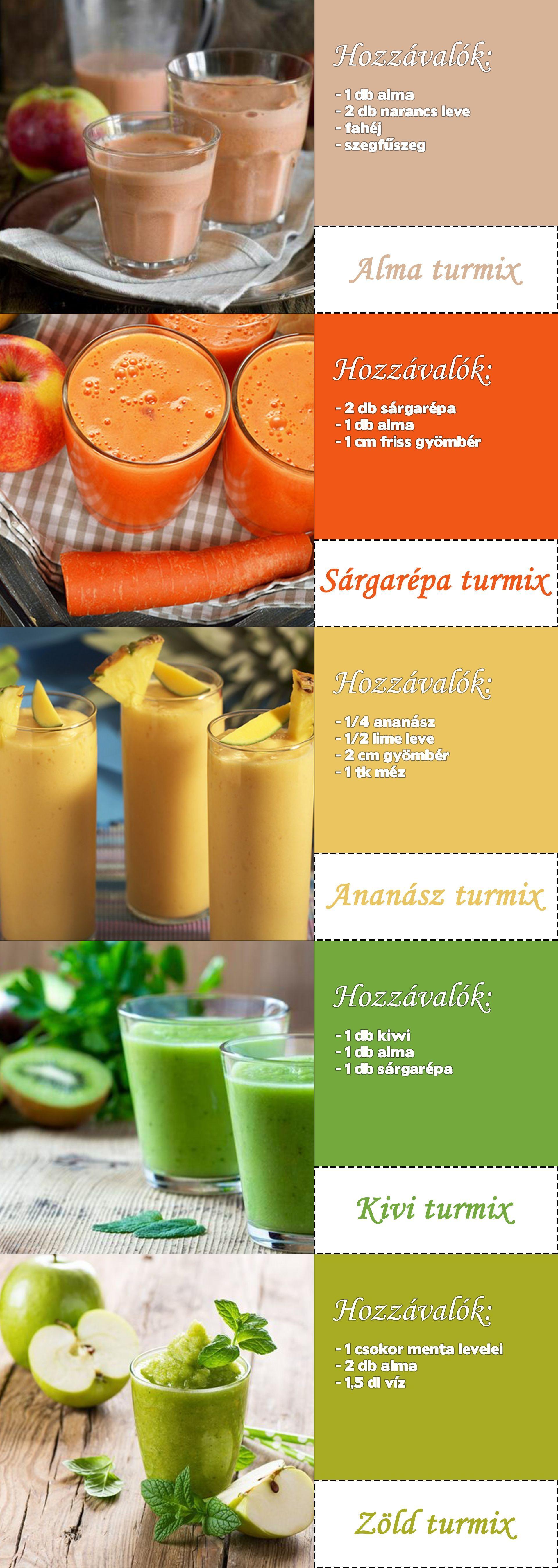 Karcsúsító turmixok - Méregtelenítő smoothie-k (9789633411759)