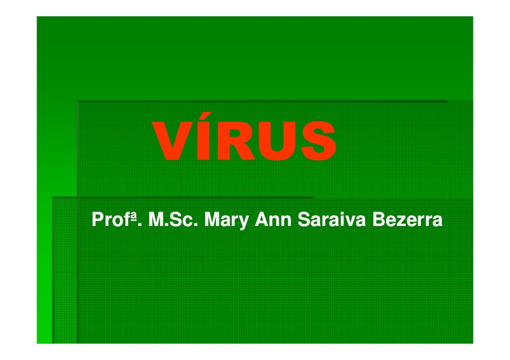 biológia 1 vírus)