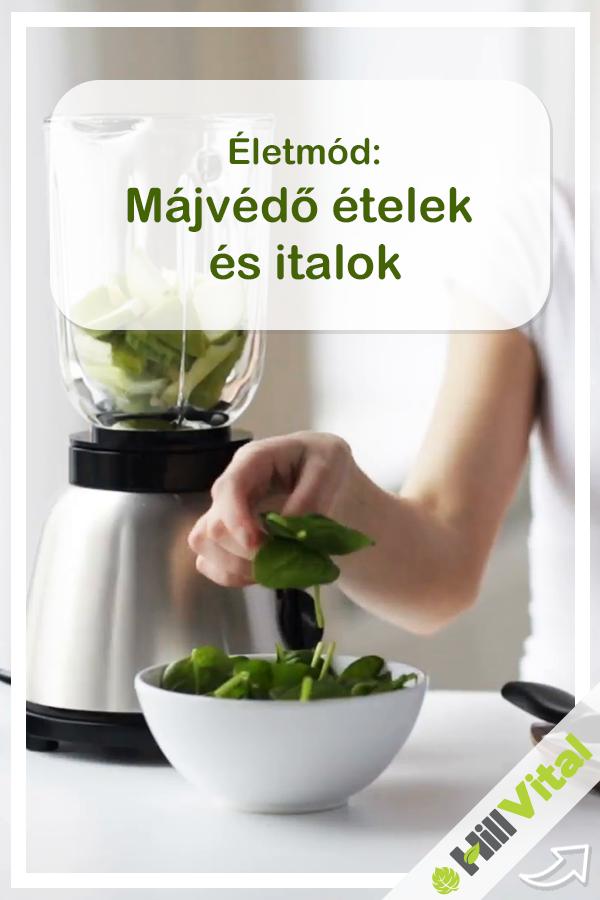 méregtelenítési receptek