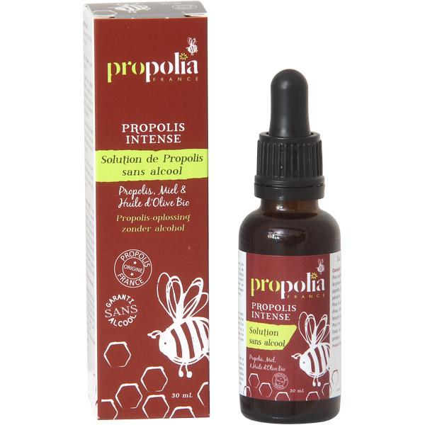 A propolisz 6 hathatós hatása - A propolisz segít