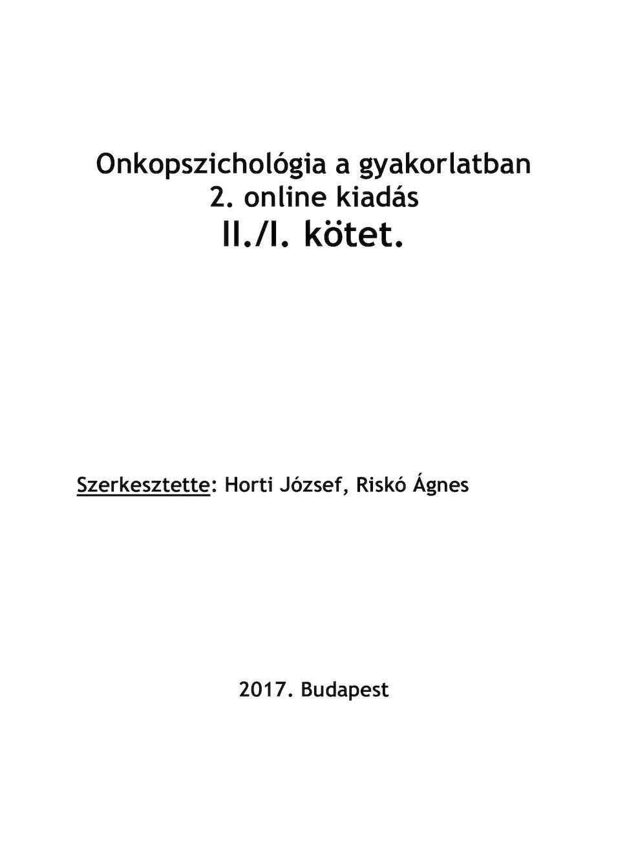 neuroendokrin rákos betegek történetei)