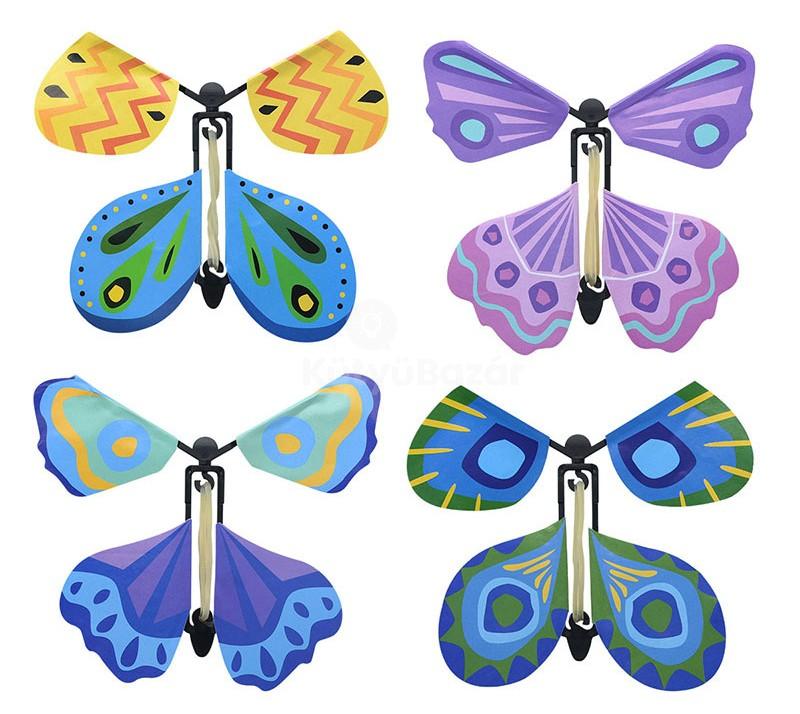 pillangó zeugma közvetlen foglalás