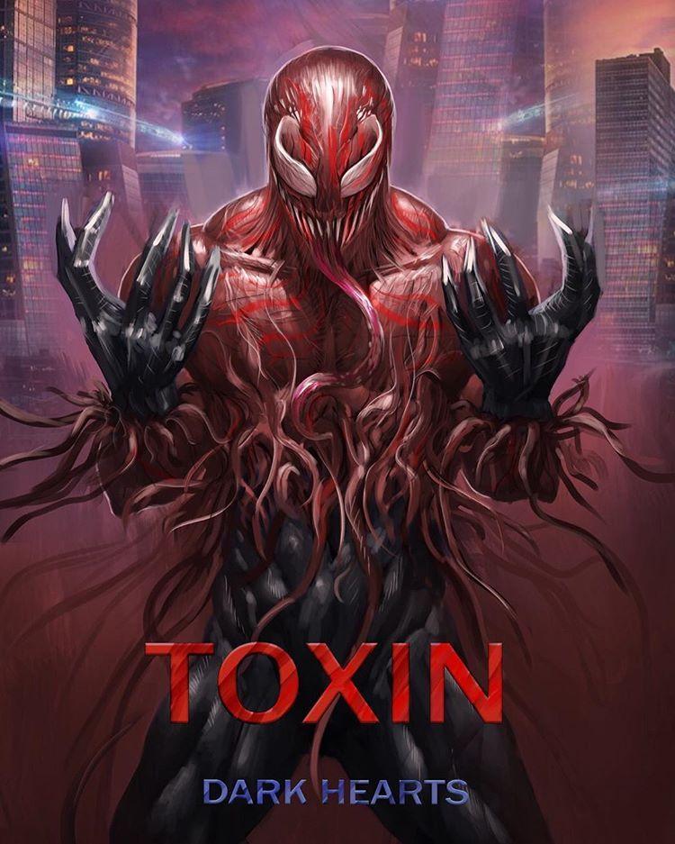 pókember-toxin