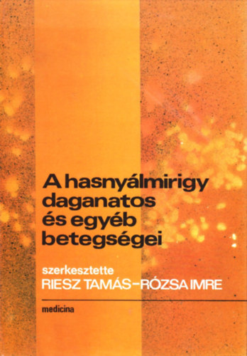 hasnyálmirigyrák epidemiológia)