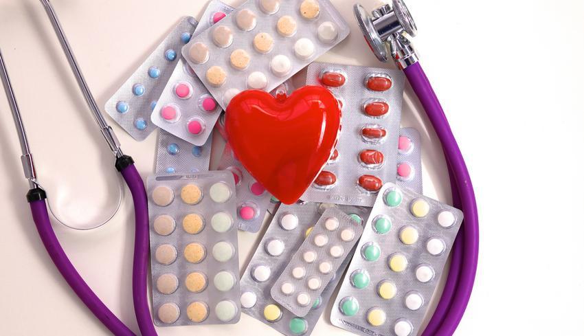 szívbetegségek elleni gyógyszerek)