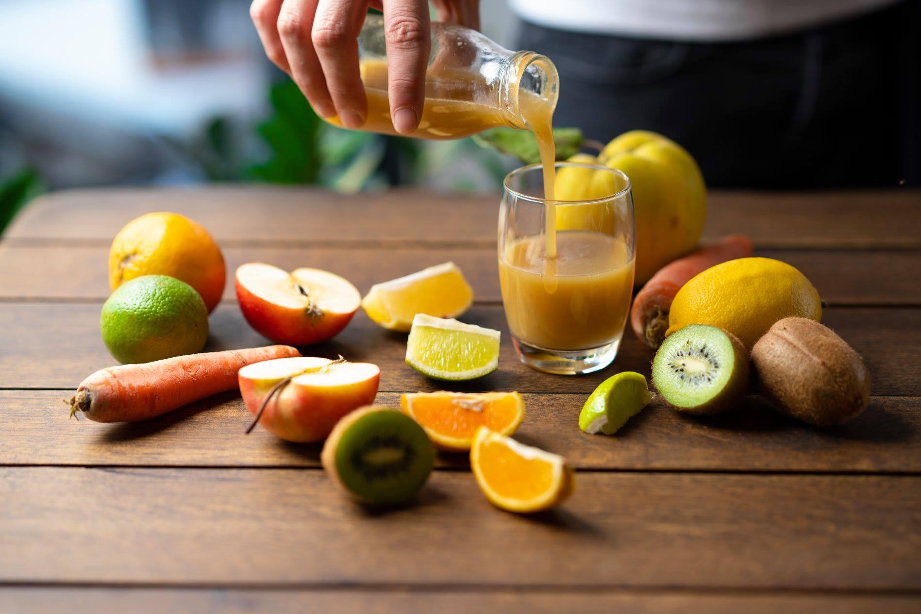 7+1 jó tanács gyümölcslé készítéshez