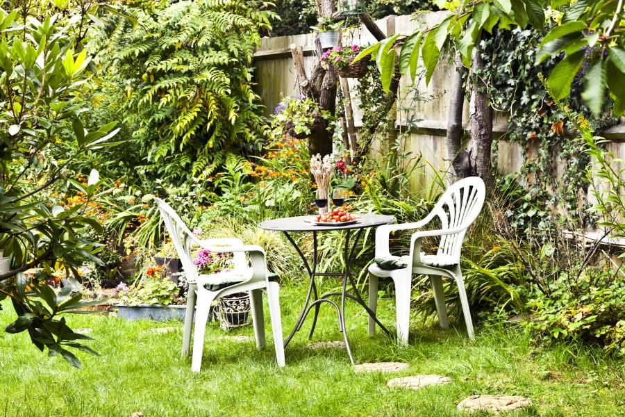 ellenálló kerti kezelés