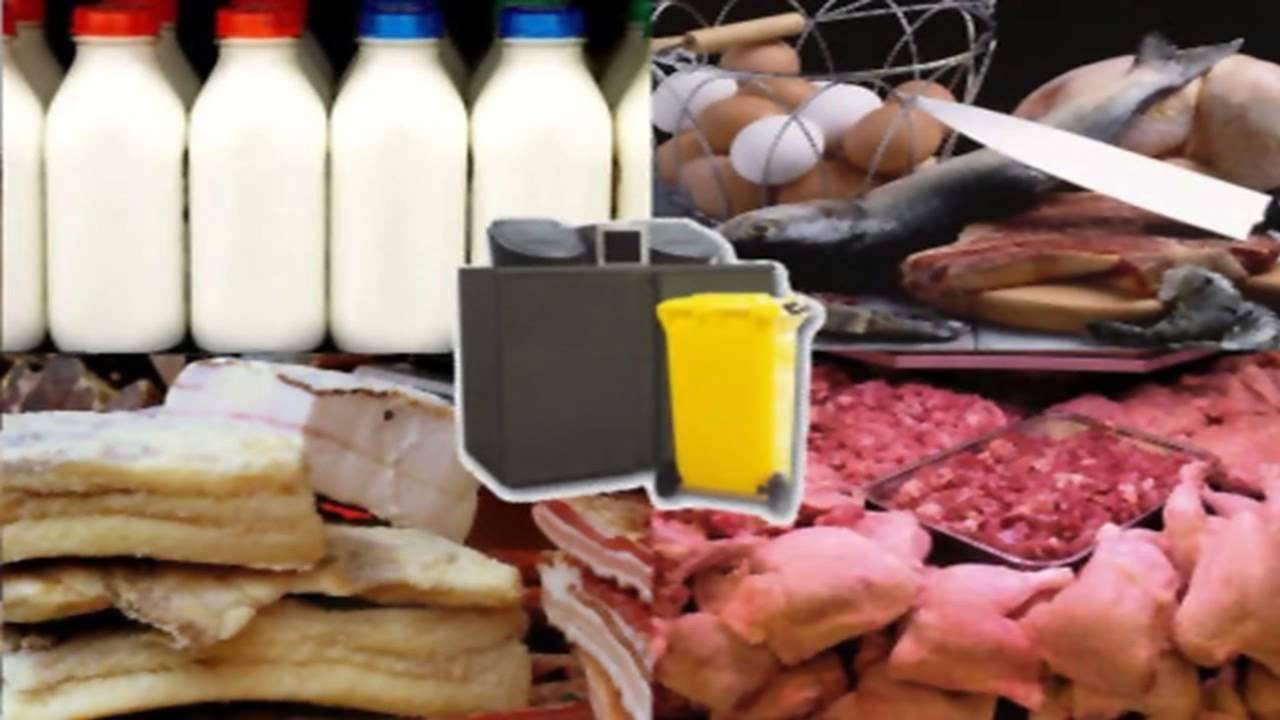 Tej és hús fertőtlenítése -