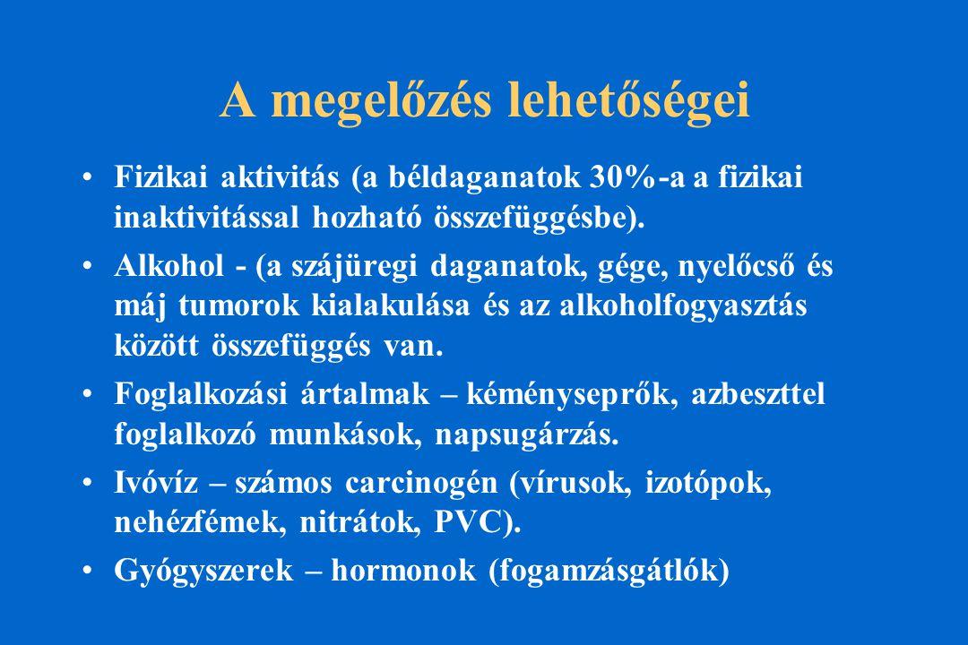 szájüregi rák ppt)