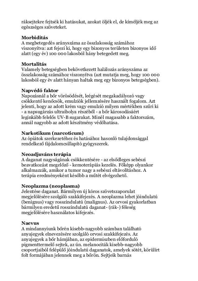 jóindulatú rák ppt vestibularis papillomatosis finn